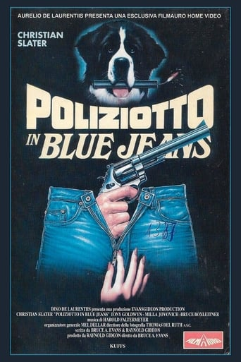 Poster of Poliziotto in blue jeans