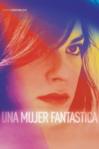 Poster of Una mujer fantástica