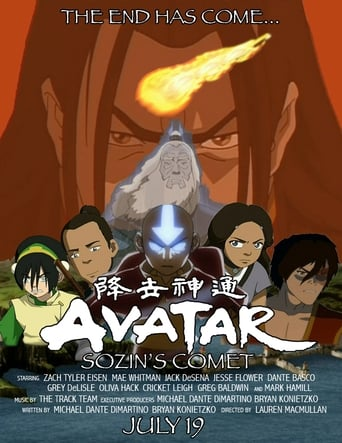 Poster of Sozin's Comet: The Final Battle