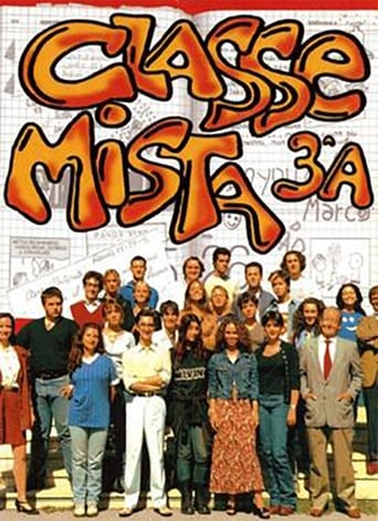 Poster of Classe mista 3ª A
