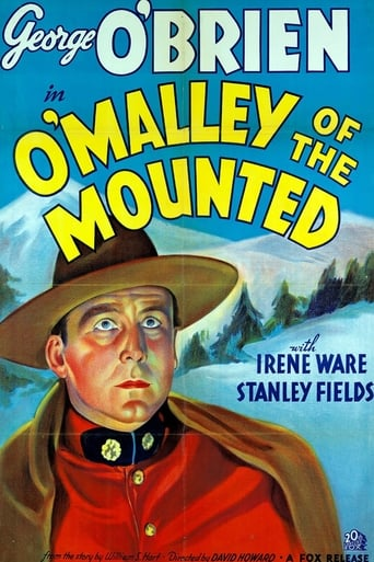Poster of O'Malley of the Mounted