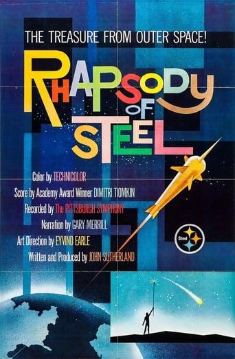 Poster of Rhapsody of Steel