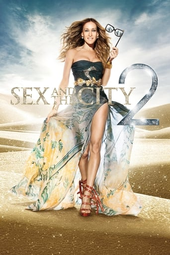 Poster of Sex and the City 2