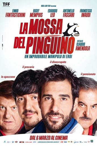 Poster of The Move of the Penguin