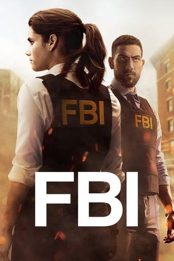 Poster of FBI