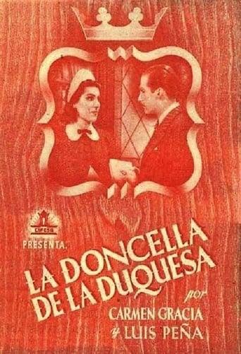 Poster of La doncella de la duquesa