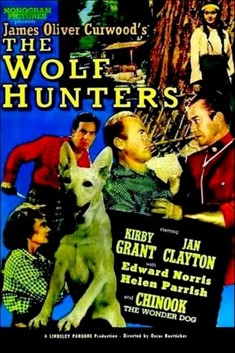 Poster of The Wolf Hunters