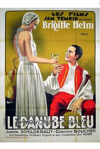 Poster of The Blue Danube