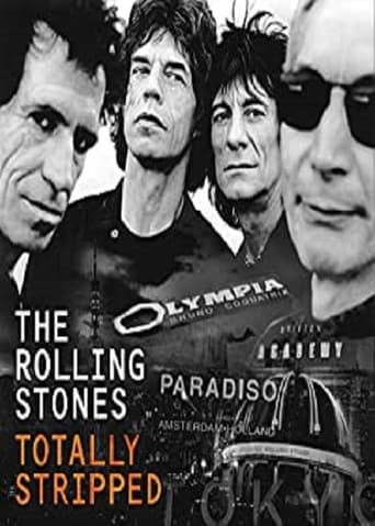 Poster of The Rolling Stones: Stripped
