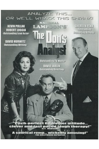 Poster of The Don's Analyst