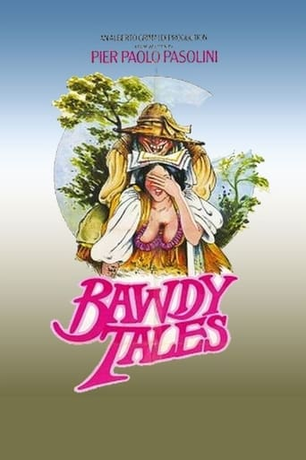 Poster of Bawdy Tales