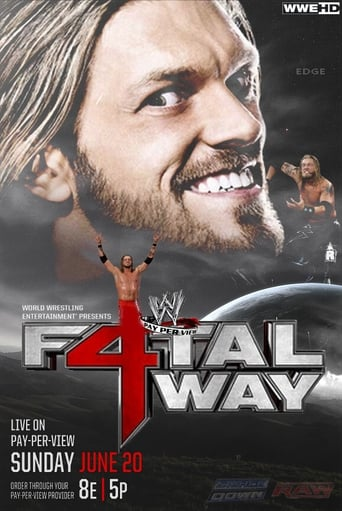 Poster of WWE Fatal 4-Way 2010