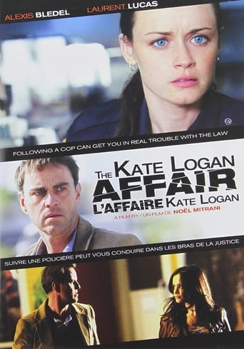 Poster of The Kate Logan affair