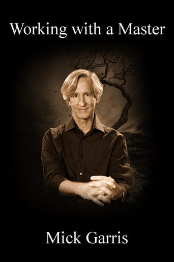 Working with a Master: Mick Garris poster