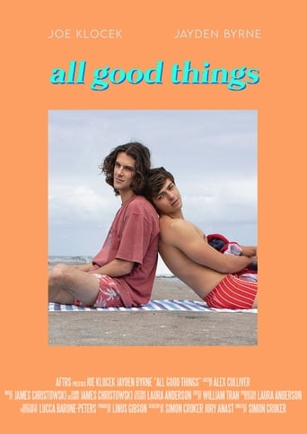 Poster of All Good Things
