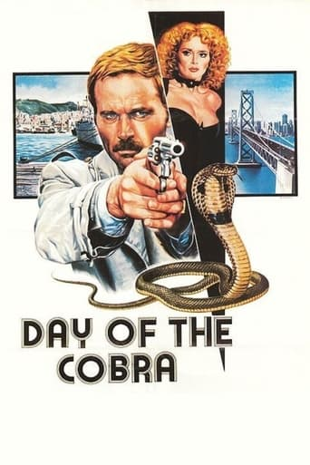 Poster of Day of the Cobra