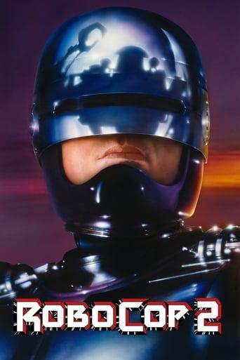 Poster of RoboCop 2