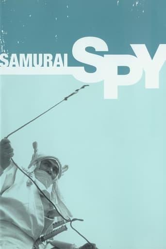 Poster of Samurai Spy