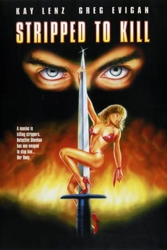 Poster of Stripped to Kill