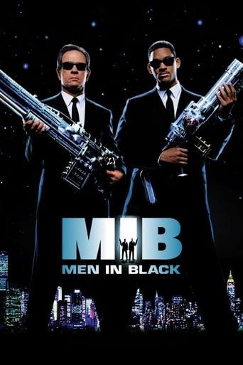 Poster of Muži v černém