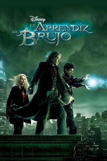 Poster of El aprendiz de brujo