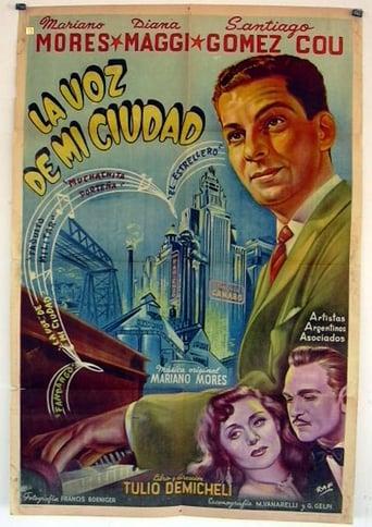 Poster of La voz de mi ciudad