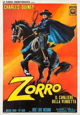 Zorro, Rider of Vengeance