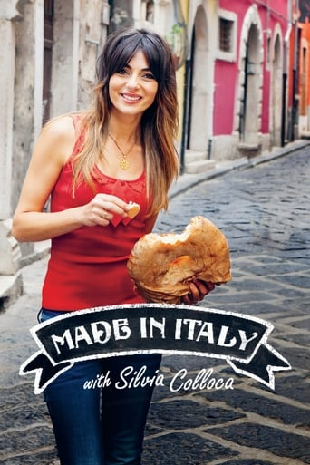 Poster of Made in Italy with Silvia Colloca