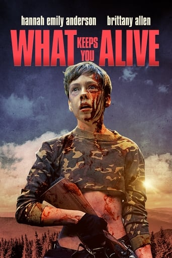 Filmplakat von What Keeps You Alive