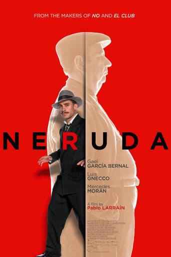 Poster of Neruda