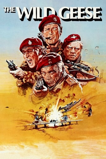 Poster of The Wild Geese