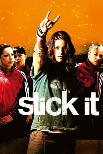 Poster of Stick It