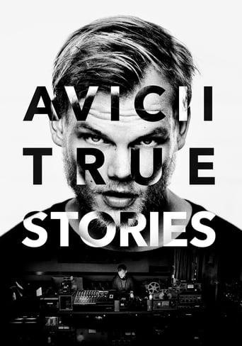 Poster of Avicii: True Stories