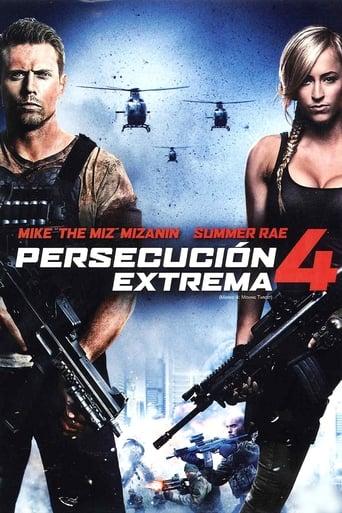 Poster of Persecución extrema 4