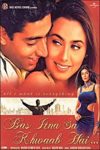 Poster of Bas Itna Sa Khwaab Hai
