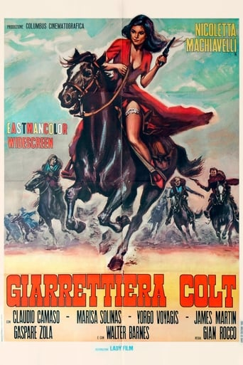 Poster of Garter Colt