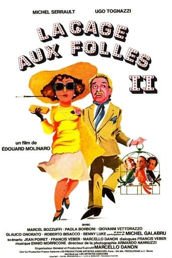 Poster of La Cage aux Folles II