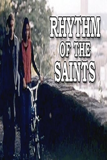 Poster of Rhythm of the Saints