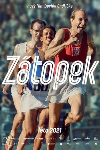 Poster of Zátopek