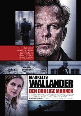Wallander - Den orolige mannen - filmaffisch