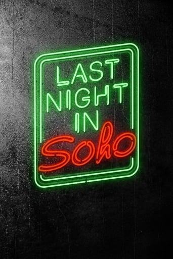 Poster of Last Night in Soho