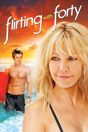 Poster of Flirting with Forty