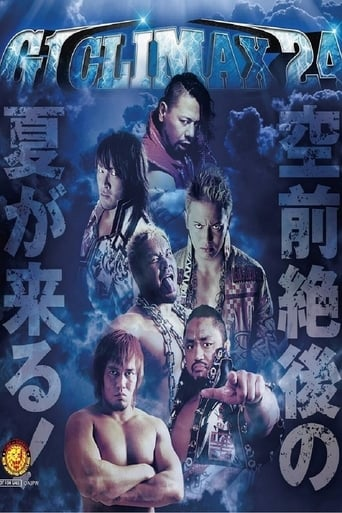 Poster of NJPW G1 Climax 24 - Day 6