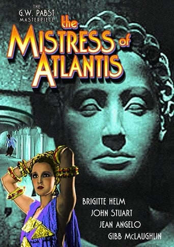Poster of The Mistress of Atlantis