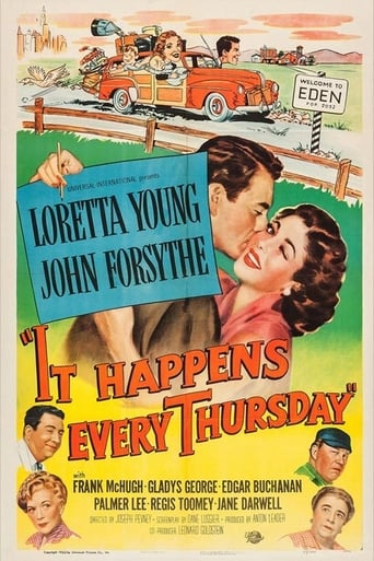 Poster of It Happens Every Thursday