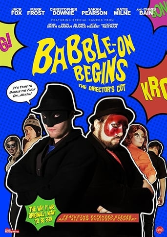 Poster of Babble-On Begins: The Director's Cut