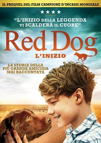 Poster of Red Dog: L'inizio