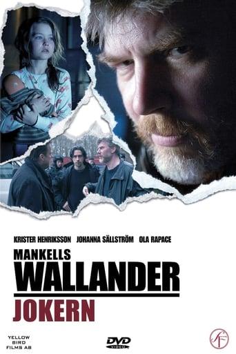 Poster of Wallander 12 - Jokern