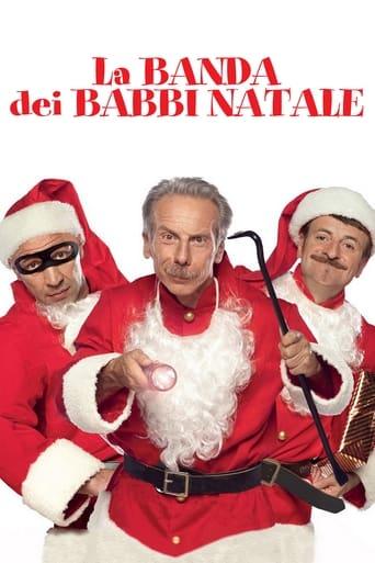 Poster of La banda dei Babbi Natale
