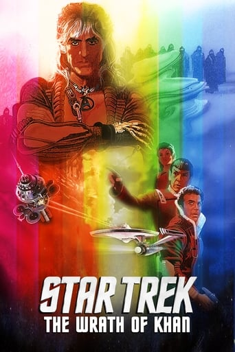 Poster of Star Trek II: The Wrath of Khan